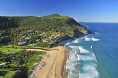 Stanwell Park, New South Wales: Travel guide and things to do South Coast Nsw, Picnic Spot, Beautiful Beaches, Travel Guides, Things To Do, Surfing, National Parks, Landscape, Places