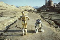 The Actor Inside R2-D2 Is Not a Fan of the Guy in C-3PO