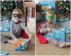 For my cute nephews!!                  Super Hero Mask Pattern & Tutorial