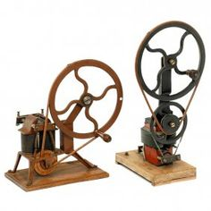 2 Dynamo-electric Machines, C. 1910