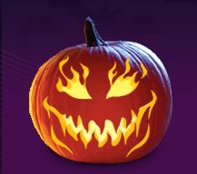 Free Pumpkin Carving Patterns (Scary) | Free Stuff, Product Samples, Freebies, Coupons | Munchkin Sandwich™