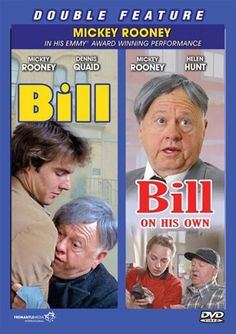 Mickey Rooney played Bill Sackter and Dennis Quaid played Barry Morrow in these two movies: 'Bill' and 'Bill On His Own' Two Movies, 2 Movie, Great Movies, Teresa Wright, Skin Clinic, Moving To California, Good Skin, Filmmaking, Cool Things To Buy
