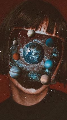 Trippy Wallpaper, Wallpaper Space, Galaxy Art, Hippie Art, Aesthetic Pastel Wallpaper, Retro Futurism, Psychedelic Art, Surreal Art, Aesthetic Art