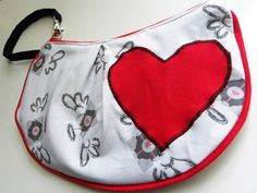 READY TO SHIP Companion Cube Velma Clutch by BrookeVanGoryDesigns, $33.99