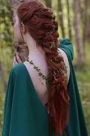 Resultado de imagem para medieval hairstyles