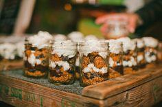 Dessert Bars by Off The Beaten Path Weddings