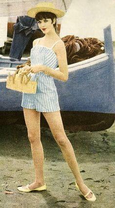 Playsuit 1961