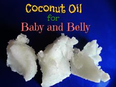 5 ways to use cocnut oil: •healing diaper rashes (cloth diaper safe!)  •deodorant (with a few more ingredients)  •baby bead head/damaged hair  •calm down baby message (with lavender)  •killing and preventing yeast  •baby lotion