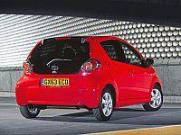 #Toyota #Aygo #Car #Red