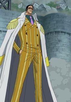Kizaru (One Piece)