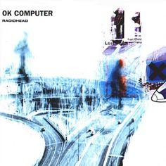 Ok-computer album cover