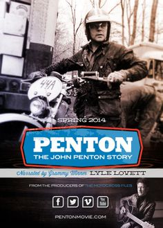 John Penton Story movie poster