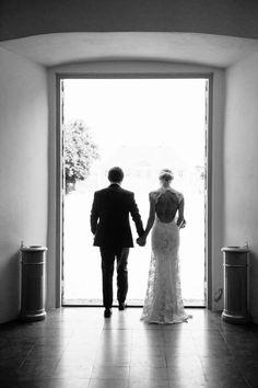 Velkommen til vores bryllup