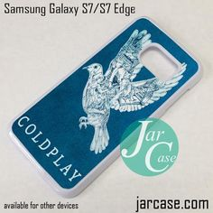 Coldplay Magic Phone Case for Samsung Galaxy S7 & S7 Edge