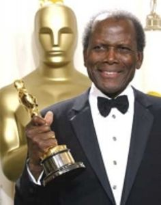 Sidney Poiter is a Bahamian American actor, film director, author, and diplomat. In 1963, Poitier became the first black person to win an Academy Award for Best Actor for his role in Lilies of the Field. More than an actor, Sidney Poitier is an artist. A writer and director, a thinker and critic.