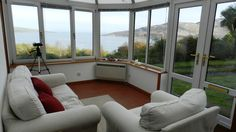 The Croft is a beautiful self catering cottage situated between Lamlash & Whiting Bay, Arran. Stunning sea views across Lamlash Bay. Sleeps 4. Pet Friendly.