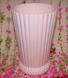 Image detail for -... lovely creamy pink shade. Or should I say a lovely pink milk glass