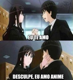 I love Animes