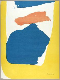 confront:  Helen Frankenthaler.