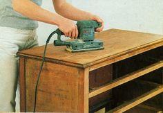 Como teñir muebles