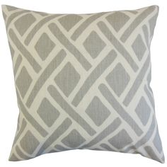 You'll love the Moton Geometric Linen Throw Pillow at Wayfair - Great Deals on all Décor products with Free Shipping on most stuff, even the big stuff.