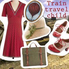 Train Travel Child