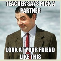 Funny Memes about Teachers- I have witnessed this look