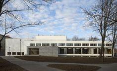 Biblioteca de Alvar Aalto en Vyborg. Fotografía © Alvar Aalto Museum / Maija Holma.