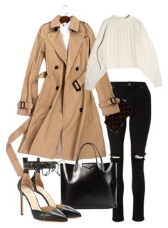 """Untitled #22293"" by florencia95 ❤ liked on Polyvore featuring Givenchy and Francesco Russo"