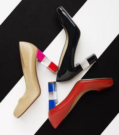 Kate Spade - OGILVY Chaussures Spring 2013 @La Maison OGILVY