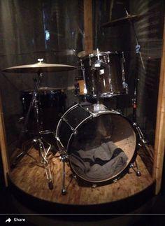 Nirvana - DG's drum kit