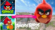 *HOT* $3.00 Off Angry Birds Movie w/ FREE Game Download (Android Devices) - http://freebiefresh.com/hot-3-00-off-angry-birds-movie-w-free-game-download-android-devices/