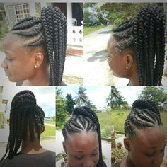 See this hairstyle by @DopeCornrowStyles on Tress • 2 likes