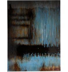 Blue Eco Canvas Art  $299.95