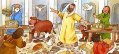 Bible Illustrations, Bible Art, Lent, Sunday School, Nursery, Album, Pictures, Painting, Church Ideas