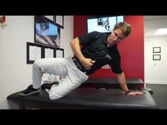 In this drill we have moved from a Dynamic Neuromuscular Stabilization 7 month side-lying position to a 10 month position where we are loading from the hand . Career Goals, Dns, Kettlebell, At Home Workouts, Drill, Therapy, Health Fitness, Positivity, Exercise