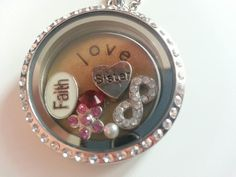 Locket from South Hill Designs Create your own at www.southhilldesigns.com/audracolpitts