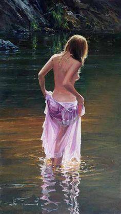 3205 meilleures images du tableau Femme de dos en 2018   Peinture Acrylique, Œuvres d'art et ...
