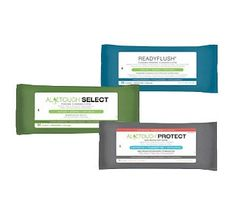 Protect Against Skin Breakdown - #Aloetouch® Protect wipes cleanse, moisturize and protect, leaving a breathable barrier on the skin. #Medline #BetterOutcomes