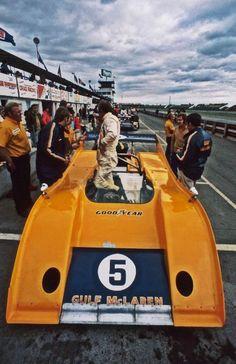 Real Racing, Sports Car Racing, Sport Cars, Race Cars, Auto Racing, Nascar, Bruce Mclaren, Course Automobile, Mclaren Cars