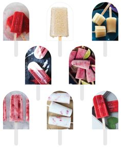 POPSICLES + POPTAILS '13 – 54 recipes to get you through the summer!