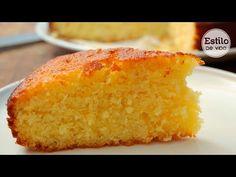 Easy moist orange cake recipe - Cake like recipes Sweet Recipes, Cake Recipes, Dessert Recipes, Food Cakes, Orange Syrup Cake, Bakery, Yummy Food, Eat, Classic Recipe