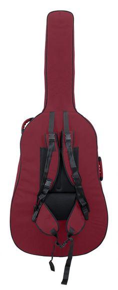 double bass gig bag 3/4 size