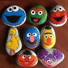 Sesame street bunch