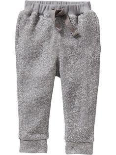 Terry-Fleece Joggers for Baby
