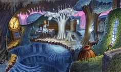 """""""The Lost Midnight Garden"""""""