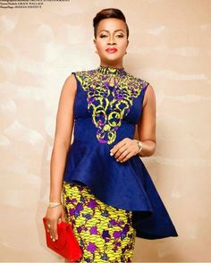 60 Most Trending Ankara Short Gown Styles 2018 For Every Woman on African Dresses For Women, African Print Dresses, African Fashion Dresses, African Attire, African Wear, African Women, Fashion Outfits, African Outfits, Ankara Short Gown Styles