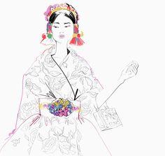 Illustrations by Katerina Murysina