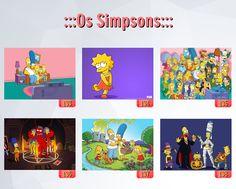 poster de filmes, poster dos simpsons, caderno dos simpsons (8)