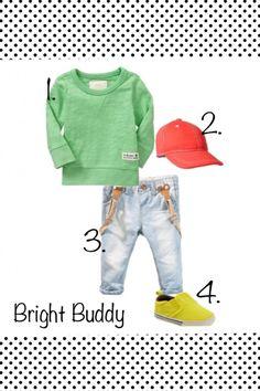 spring baby boy fashion via @Matt Valk Chuah Little Style File